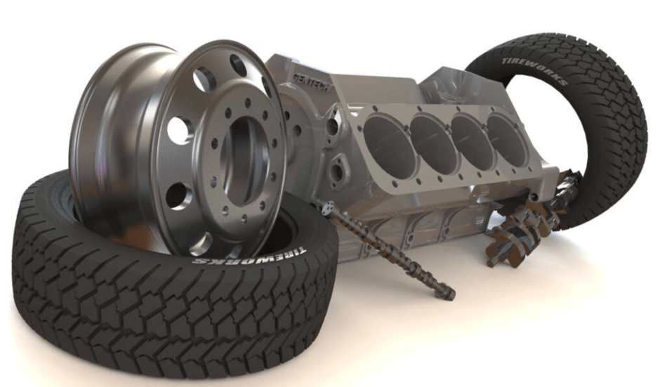 SolidWorks Rendering