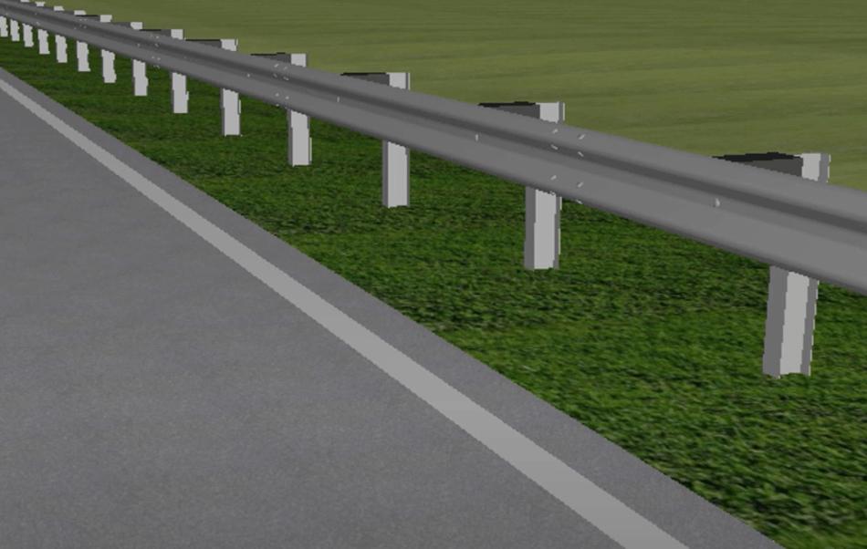 Microstation Line Style Fence