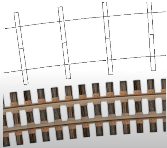 Microstation Line Style Guard Rails